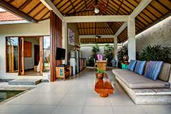 romantic one bedroom villa bali
