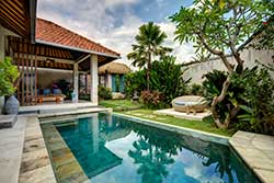 1 bedroom villa bali private pool
