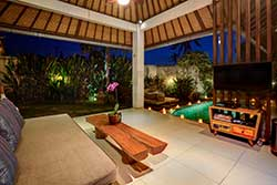 luxury one bedroom villa in bali