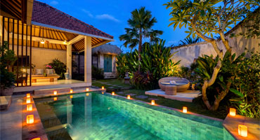 best cheap villas in bali | 1 bedroom villa bali | villa cinta