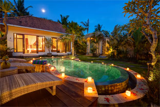 2 bedroom villa bali | villa prana at the pandan tree villas